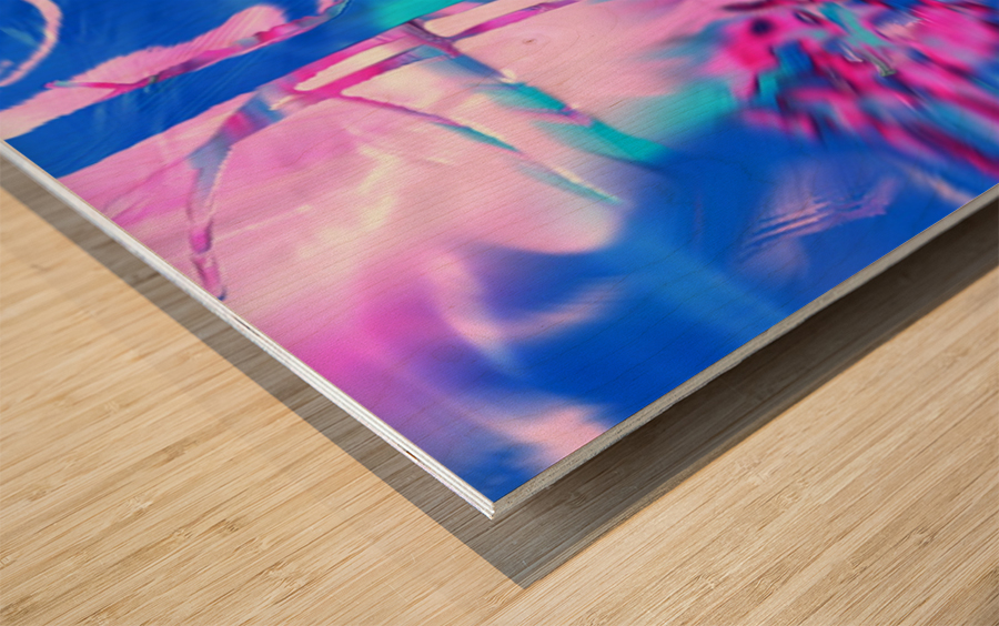 173 Wood print