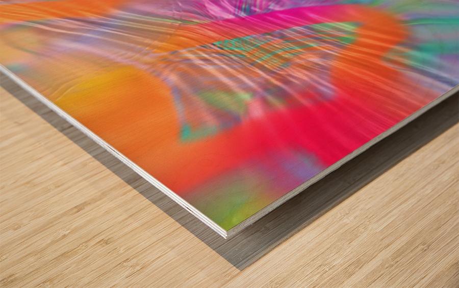 259 Wood print