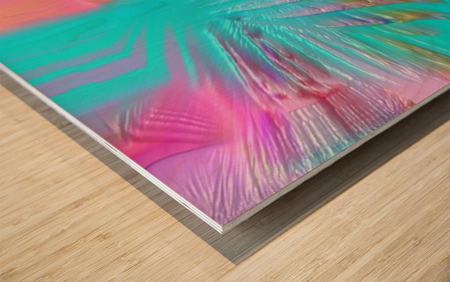 287 Wood print