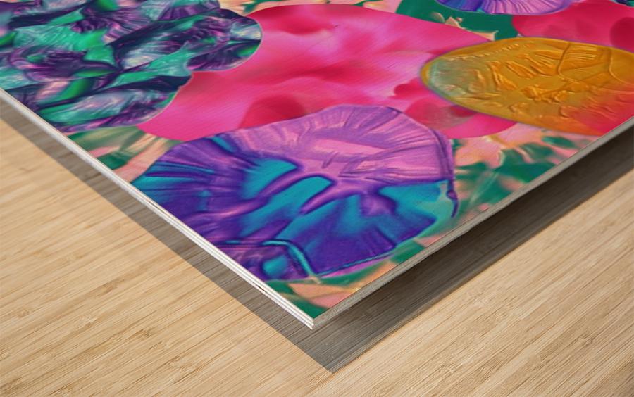 819 Wood print