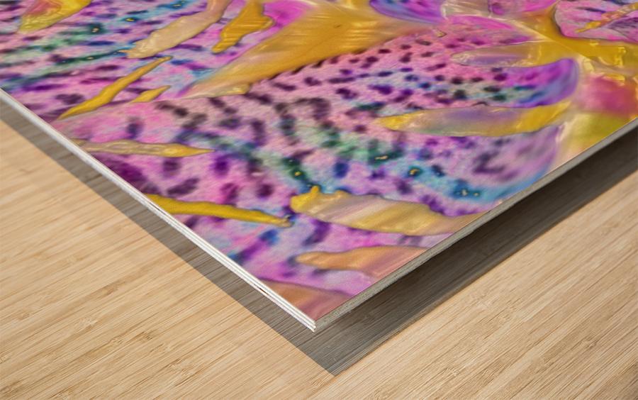 830 Wood print