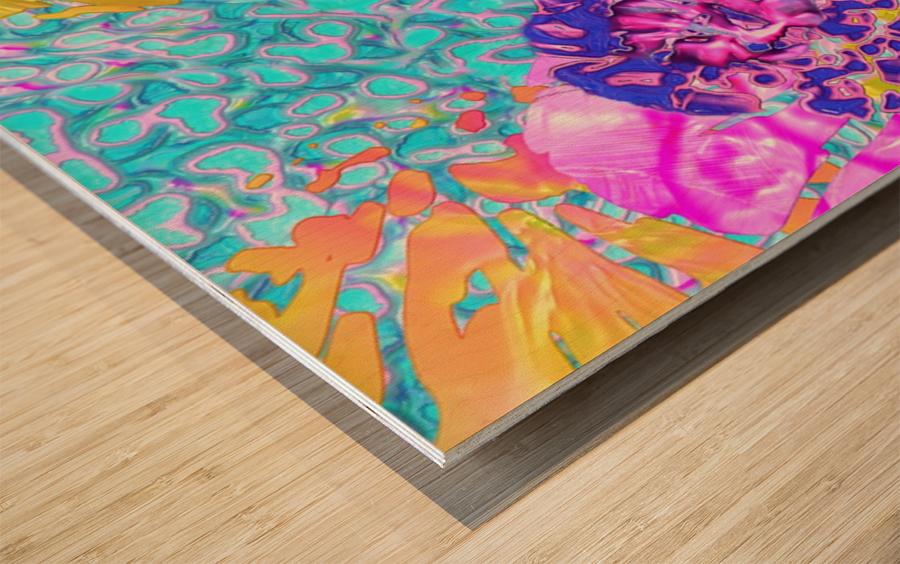 826 Wood print