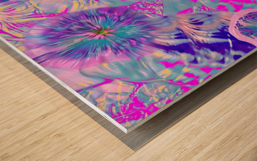 832 Wood print