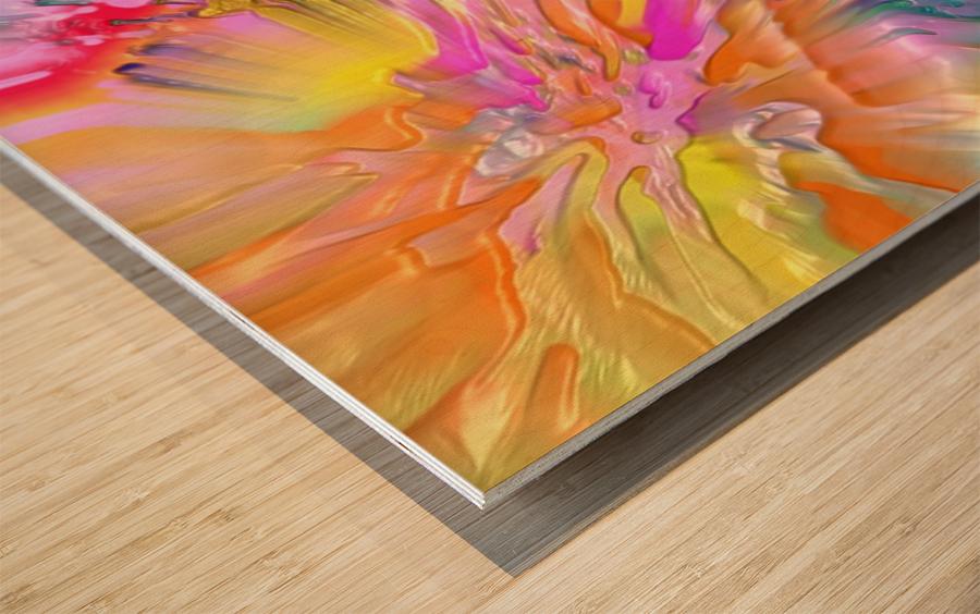 841 Wood print