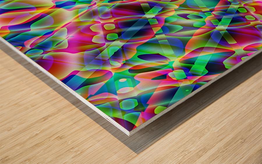 A.P.Polo - Morpheus Wood print