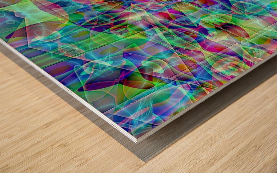 A.P.Polo - Medusa Wood print