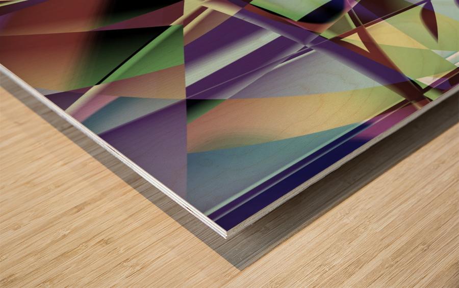 Make_Sail_1 Wood print