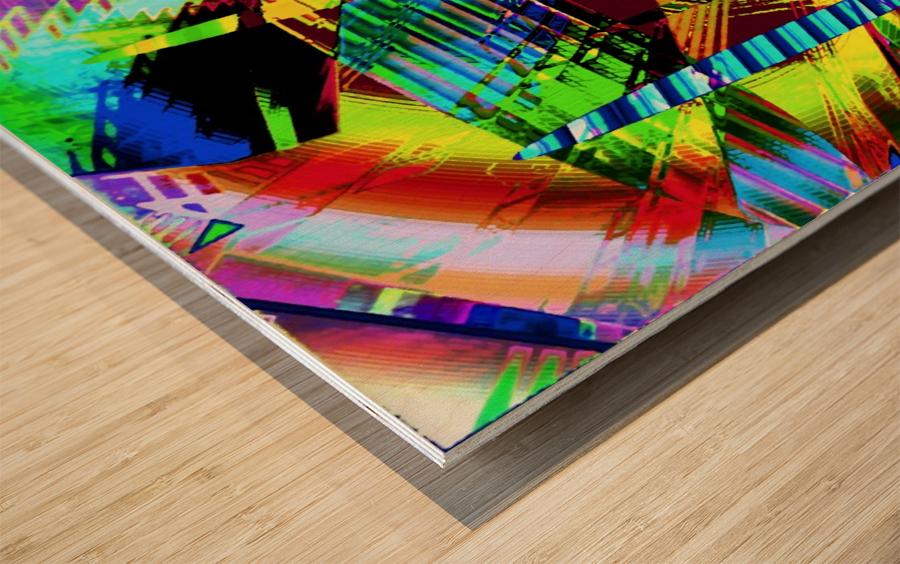 seek 2002012325 Wood print