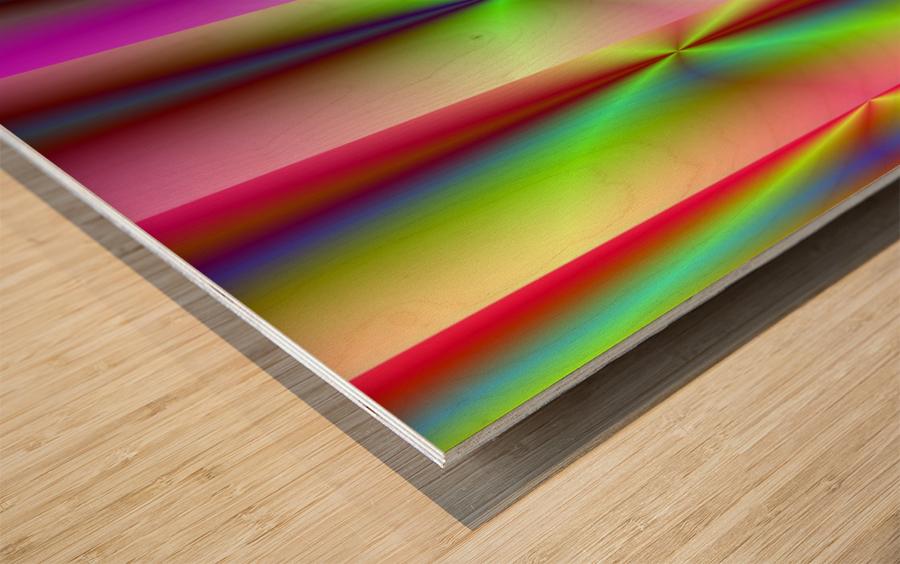 Roll_Roll_Roll Wood print