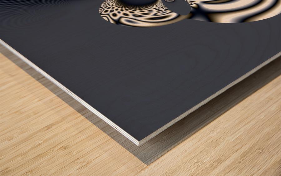 Give_Us_a_Kiss_11 Wood print