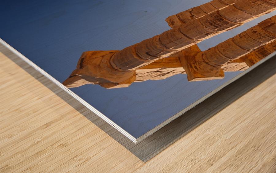 _TEL2951 Wood print