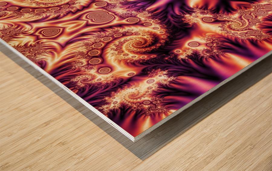 Aenima Wood print