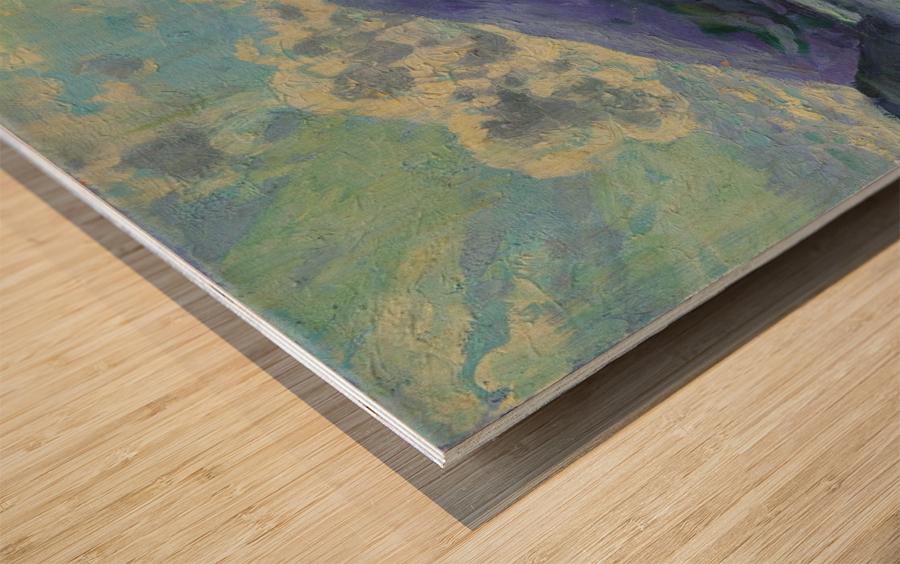 Fairy_Tale Wood print
