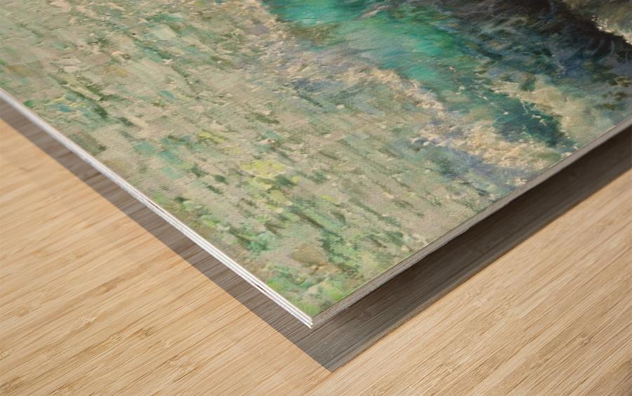 The_Wave Wood print