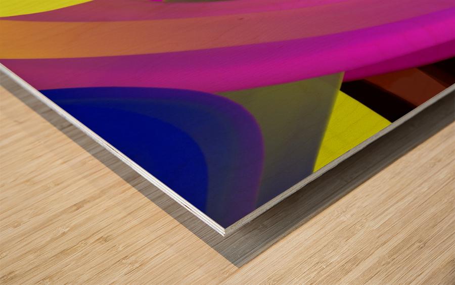 0168 Wood print