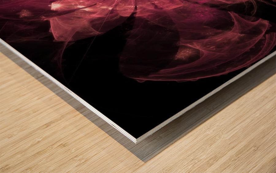 Anaya Wood print