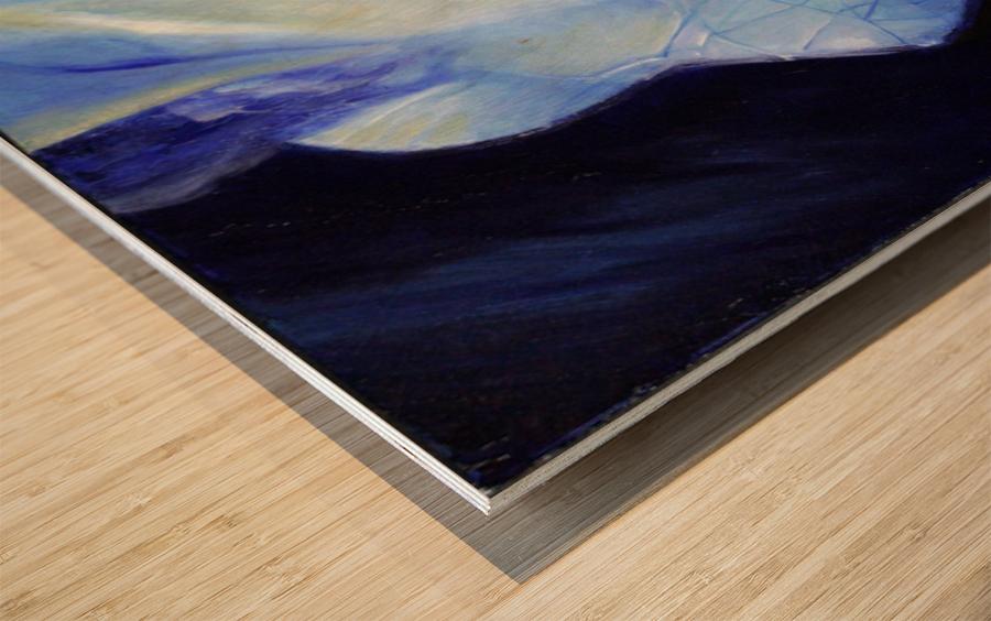 fragile beauty 1 Wood print