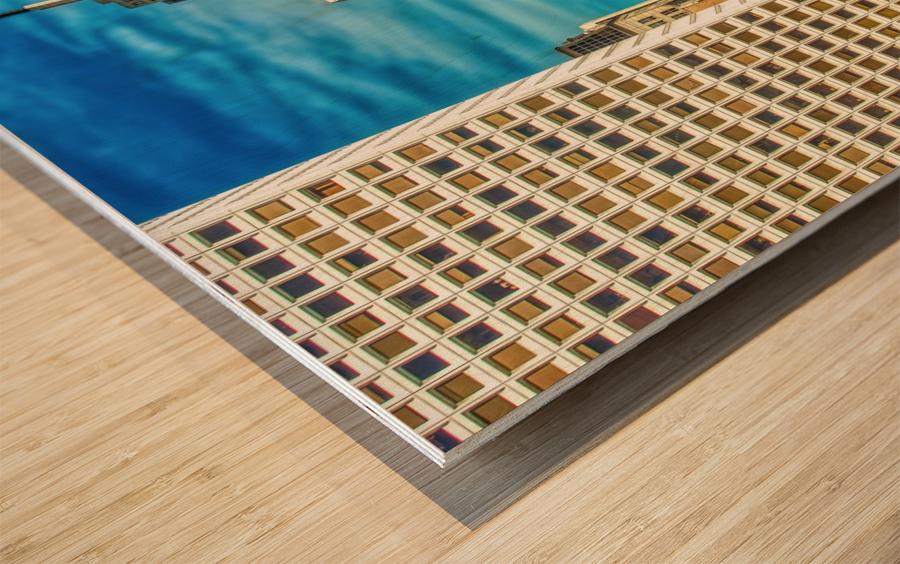 Diverse Wood print