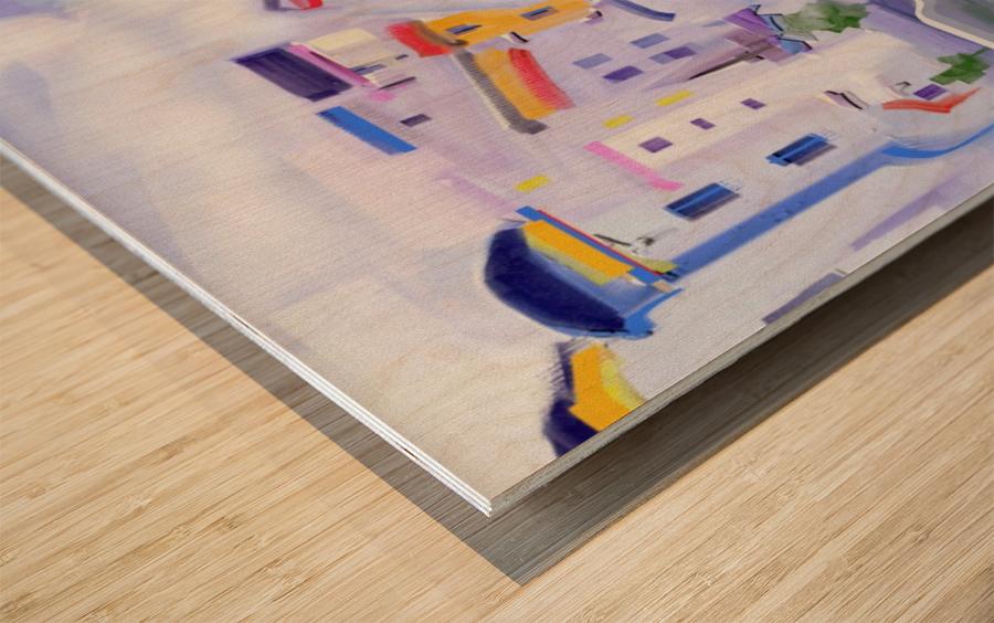 0191 Wood print