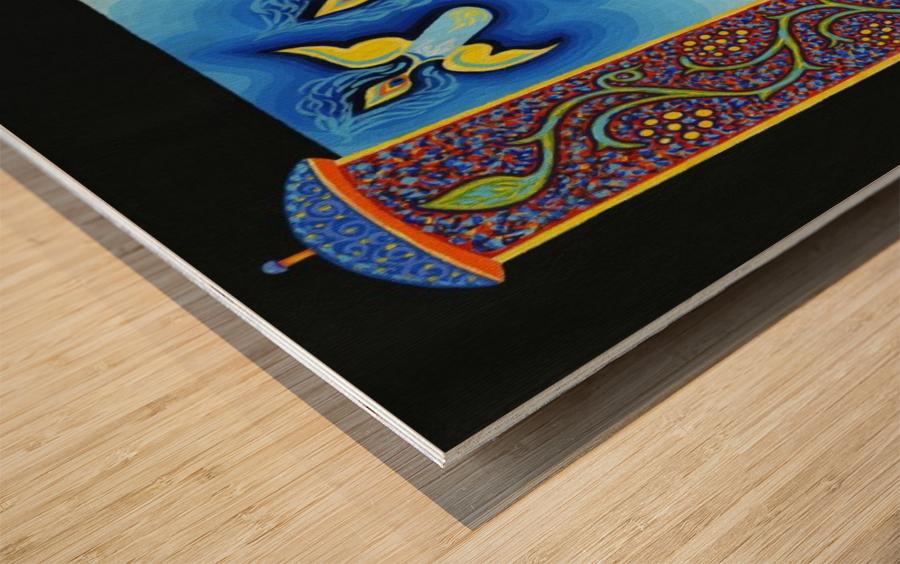 1994 048 Wood print