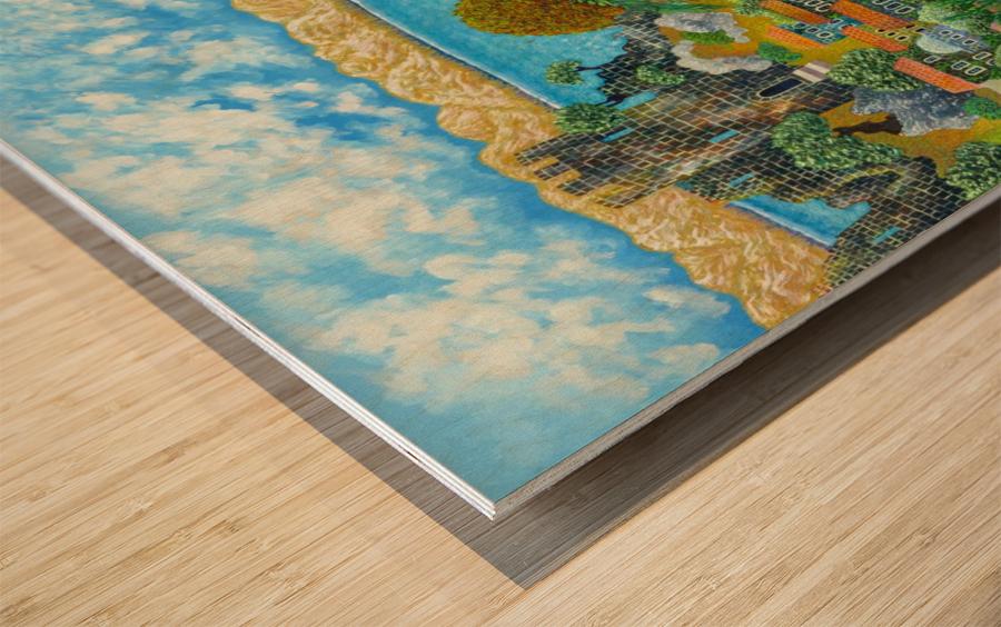 1994 041 Wood print
