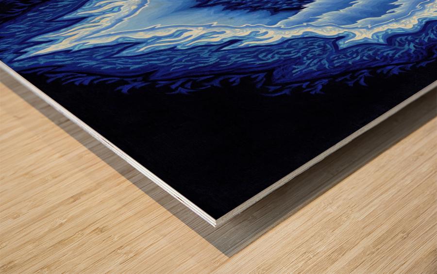 1994 050 Wood print