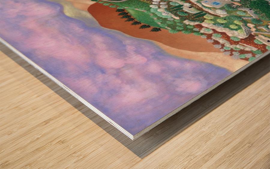 2005 09 Wood print