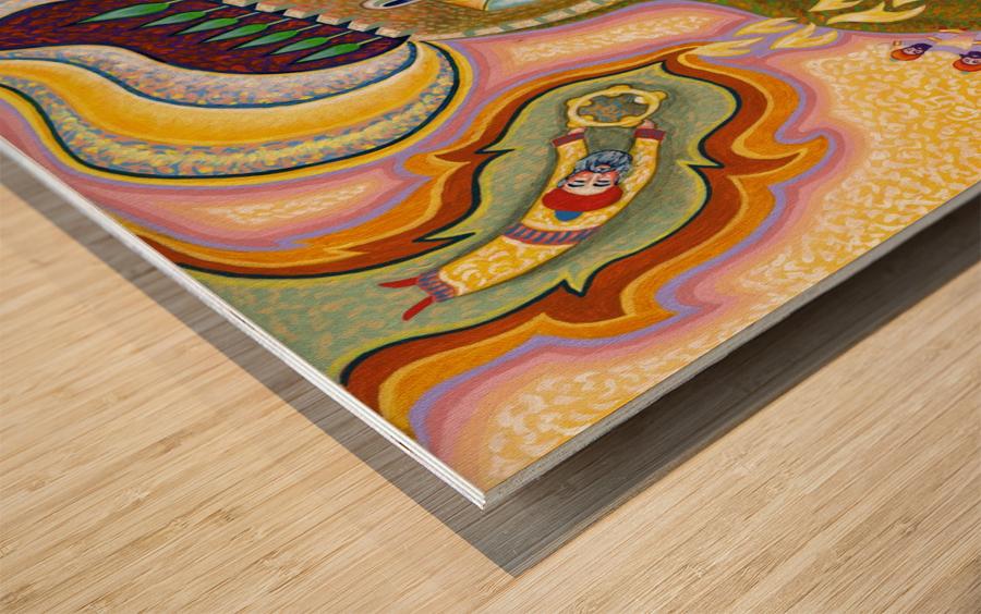 2001 07 Wood print