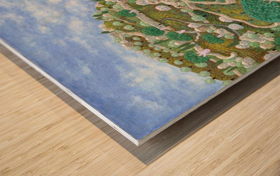 2009 013 Wood print