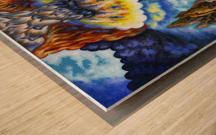 2002 017 Wood print