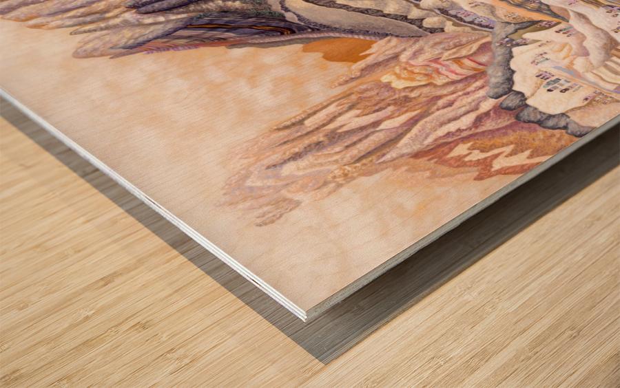 1993 018 Wood print