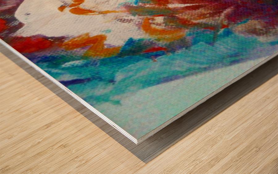 Fishbowl 20160822 Wood print
