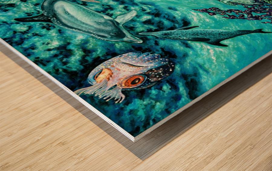 1995 021 Wood print