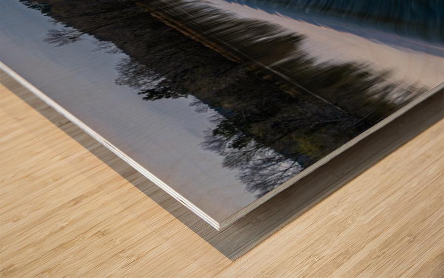 Savannah River Rapids in Columbia County   Augusta GA 6254 Wood print