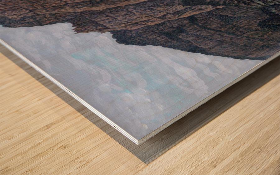 1988 014 Wood print