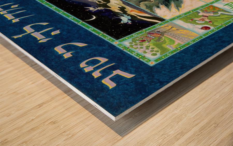 1994 010 Wood print
