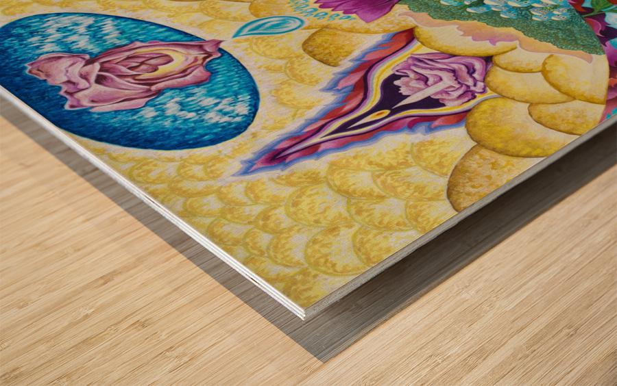 1999 026 Wood print