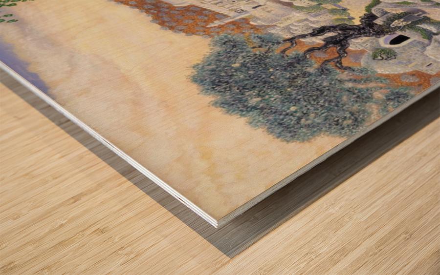 1993 028 Wood print