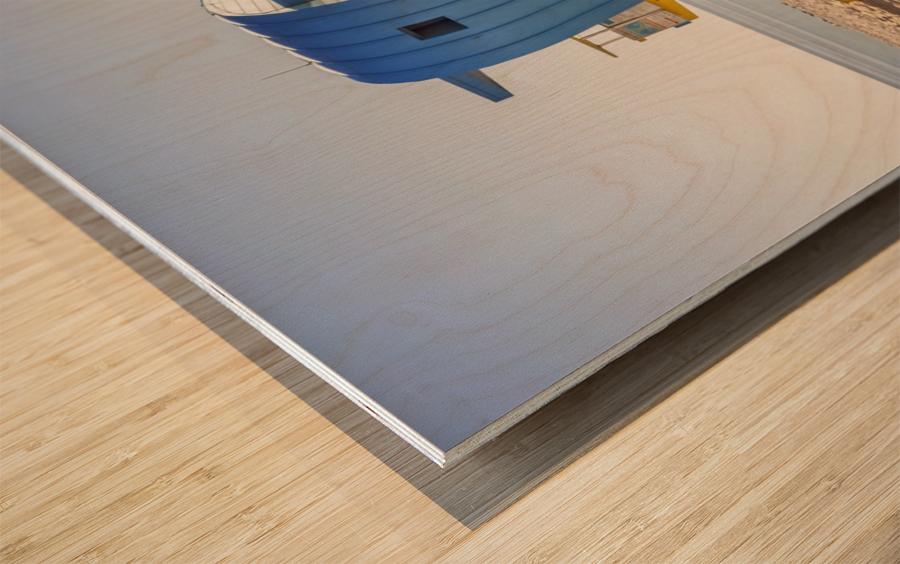 Miami Beach 117 Wood print