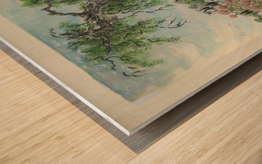 2017 015 Wood print
