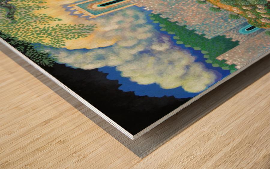 2008 010 Wood print
