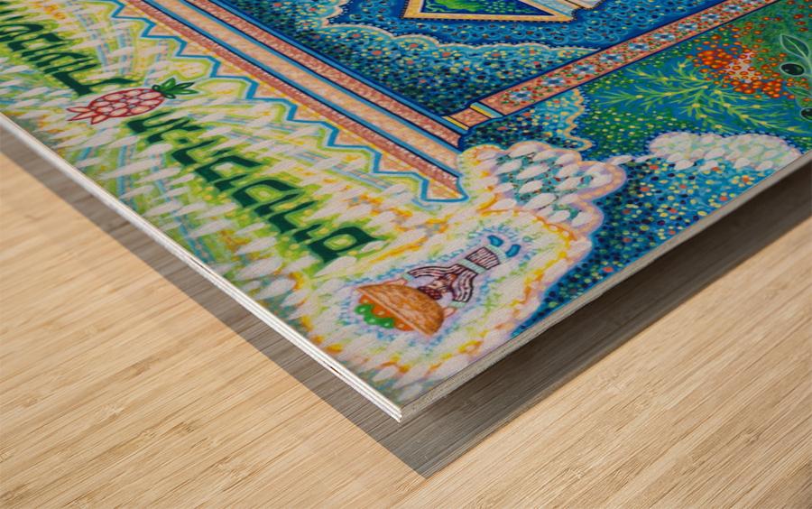 1998 011 Wood print