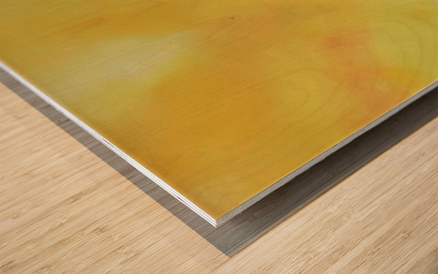 Exalted II Wood print