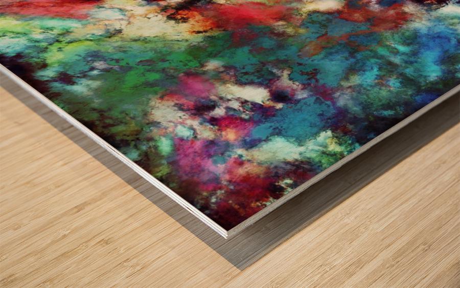 Breaker Wood print