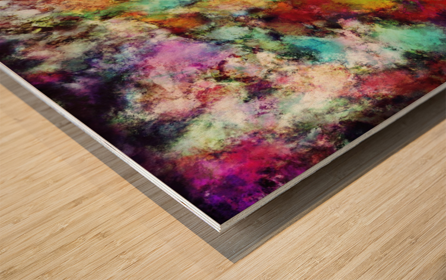 Fuse Wood print