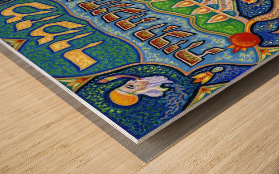 BNC2013-08 Wood print