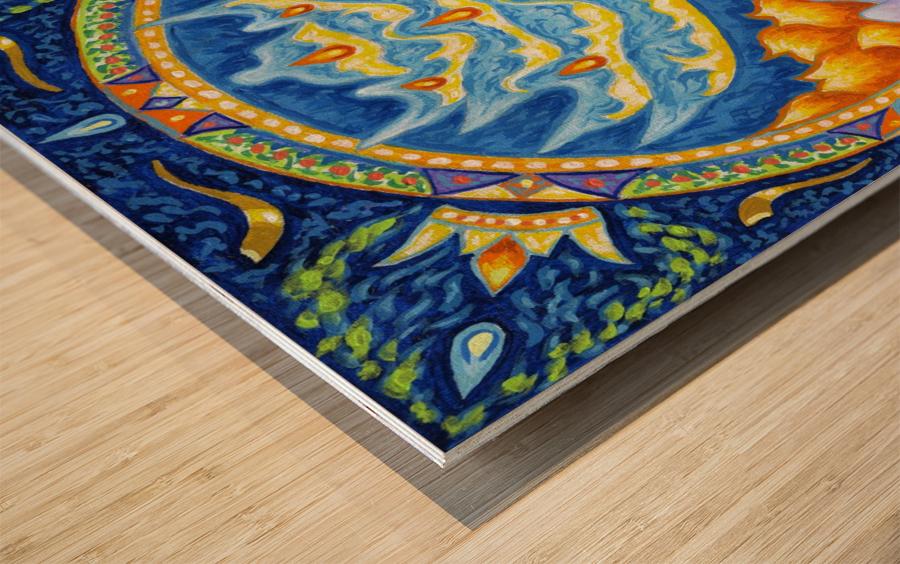 BNC2015-031 Wood print