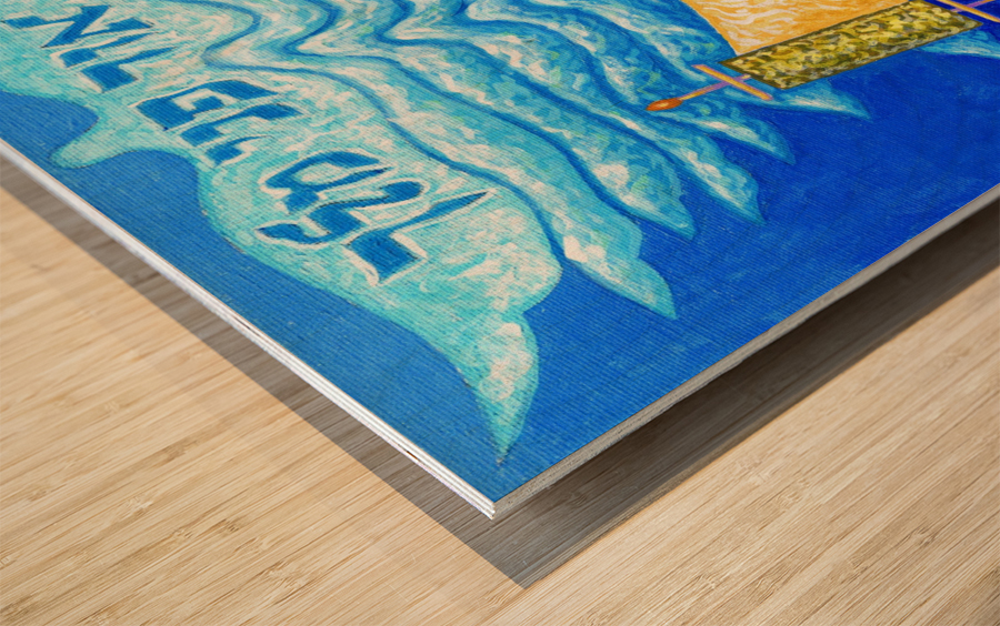 BNC2015-026 Wood print
