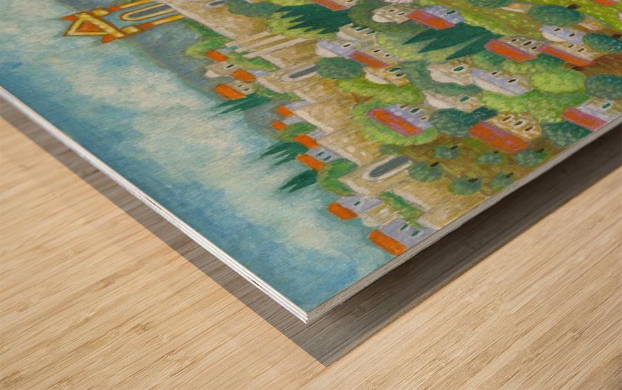 BNC2016-053 Wood print