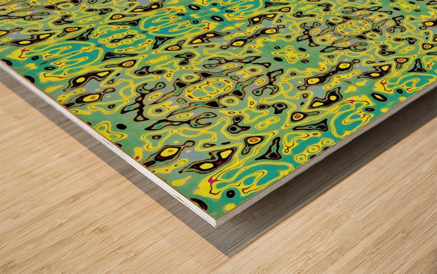 Wand of Hermes XXI 24 Wood print